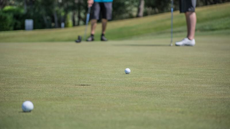 Golf i Nerja
